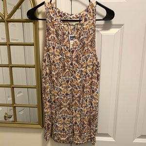 Lucy & Laurel Floral Patterned Tunic Blouse